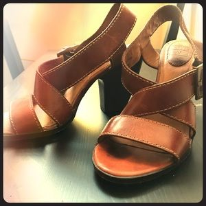 Frye sandals, size 9.5, barely worn